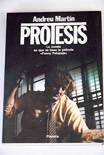 9788432046018: Prótesis (Colección Fábula)