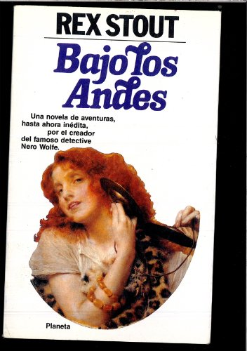 9788432046735: Bajo los Andes