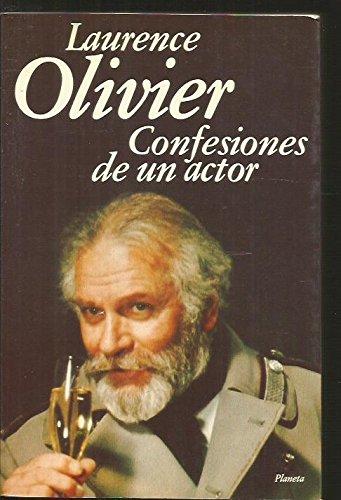 9788432047428: Confesiones De UN Actor