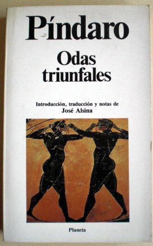 9788432048777: Odas triunfales