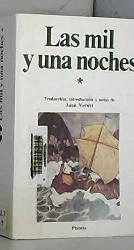 9788432048791: Las Mil Y Una Noches I