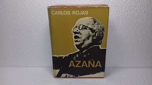 9788432052941: Azaña: Novela