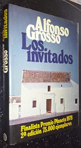 9788432053832: Los invitados: Novela (Colección Autores españoles e hispanoamericanos)