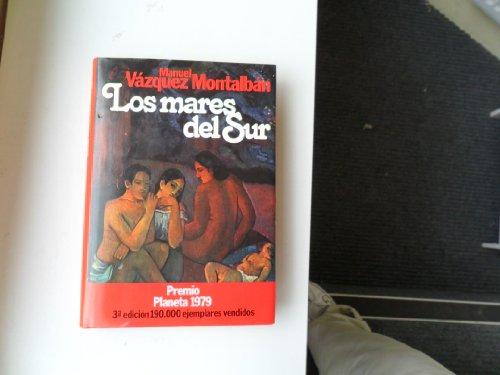 9788432053948: Los Mares del Sur Premio Editorial Planeta 1979