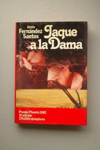 9788432055522: Jaque a la dama (Colección Autores españoles e hispanoamericanos)