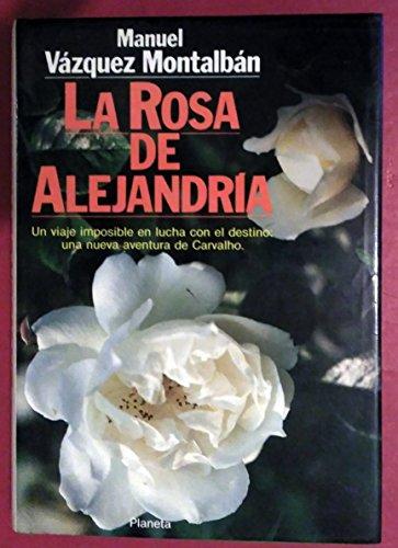 9788432055690: Rosa de alejandria, la (Colección Autores españoles e hispanoamericanos)