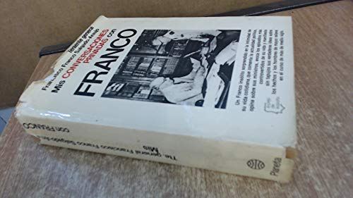9788432056253: Mis conversaciones privadas con Franco (Espejo de España) (Spanish Edition)