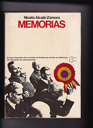 9788432056307: Memorias: Segundo texto de mis memorias (Espejo de España. Serie Biograf¸as y memorias)