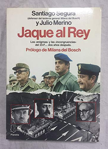 Jaque al Rey: Los enigmas y las: Segura, Santiago