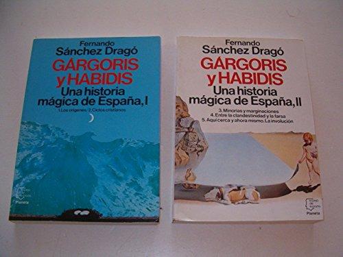 9788432058394: Gargoris y habidis. (Espejo de España)