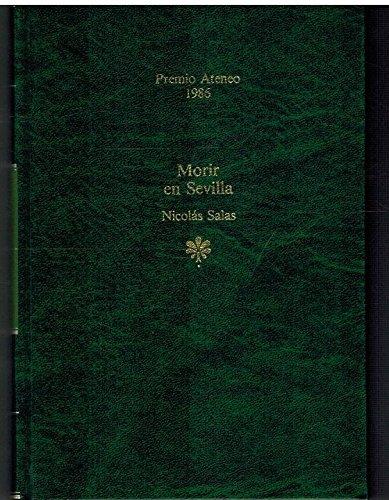 9788432060434: Morir en Sevilla