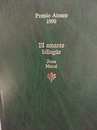 9788432060625: Amante bilingüe, el