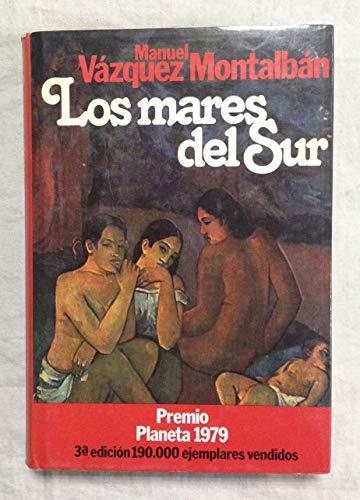 9788432062988 Los Mares Del Sur Abebooks Vazquez Montalban Manuel 8432062987