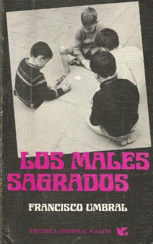 9788432063558: LOS MALES SAGRADOS