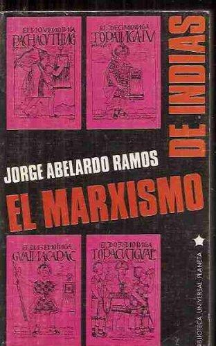 9788432063688: El Marxismo de Indias.