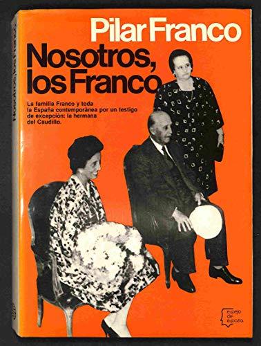 9788432064319: Nosotros Los Franco