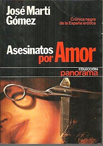 9788432065071: Asesinatos por amor (Coleccion Panorama ; 7) (Spanish Edition)