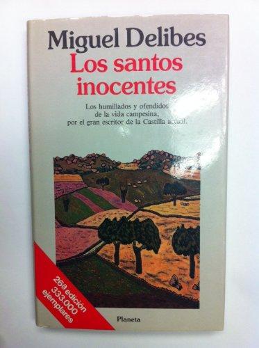 9788432068195: Los santos inocentes