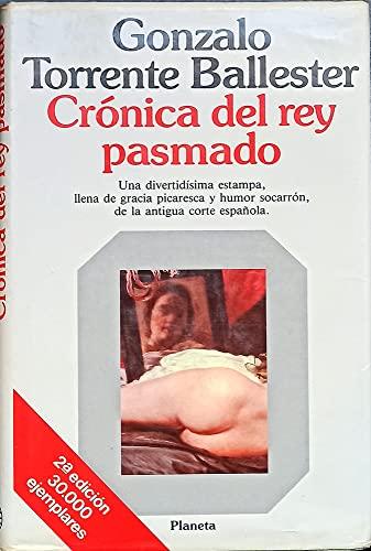 9788432068201: Cronica Del Rey Pasmado (Coleccion Autores espanoles e hispanoamericanos) (Coleccion Autores espanoles e hispanoamericanos)