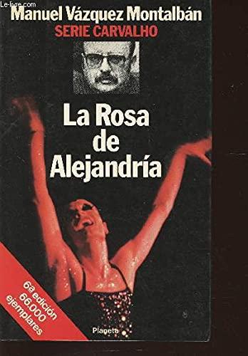 9788432069116: LA Rosa De Alejandria