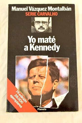 9788432069147: Yo Mate a Kennedy