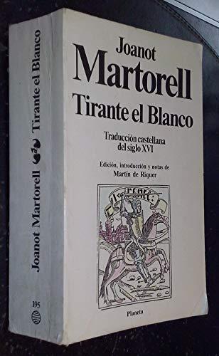 9788432069581: Tirante El Blanco