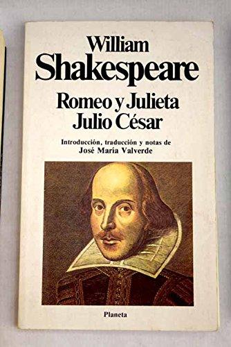 9788432069727: Romeo y julieta;Julio César