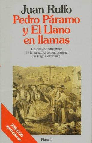 9788432070181: Pedro Paramo Y El Llano En Llamas