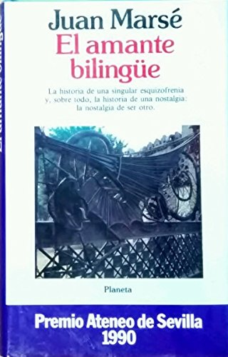 9788432070204: El Amante Bilingue (Colección Autores españoles e hispanoamericanos)