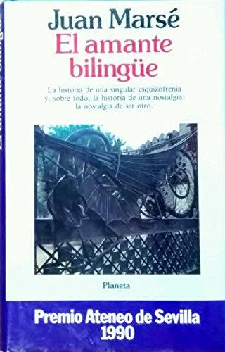 9788432070204: El Amante Bilingue (Coleccion Autores espanoles e hispanoamericanos)