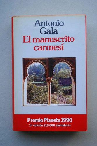 9788432070228: El Manuscrito Carmesi (Los Jet de Plaza & Janes])