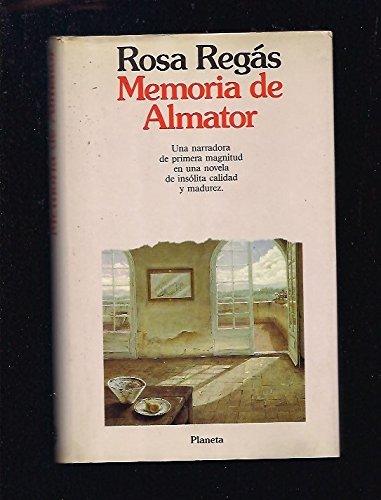 9788432070266: Memoria de Almator (Colección Autores españoles e hispanoamericanos) (Spanish Edition)