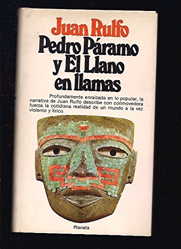 9788432071331: Pedro paramo;el llano en Llamas