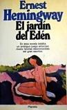 9788432071898: El jardin del Eden