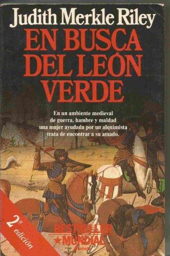 9788432072543: En Busca Del Leon Verde