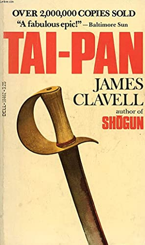 Tai-Pan. Nº 20: James Clavell