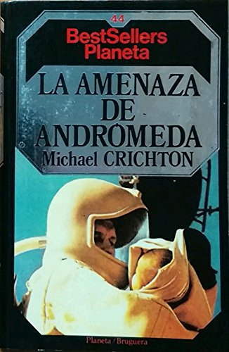 9788432082474: La amenaza de Andrómeda