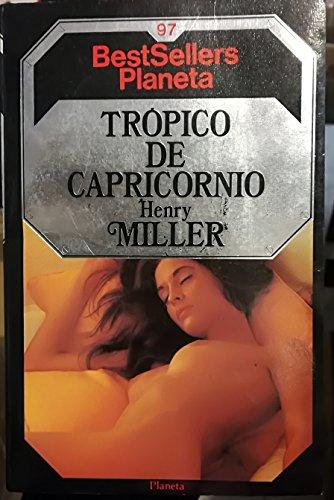 9788432083051: Tropico de capricornio