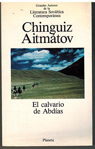 9788432084867: El Calvario De Abdías