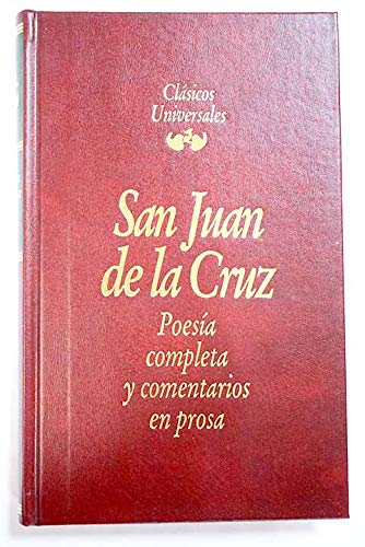 9788432085109: Poesia completa y comentarios en prosa