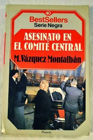 9788432086281: Asesinato en el comite central
