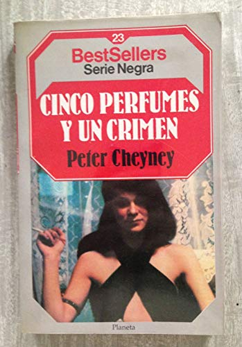 9788432086335: Cinco perfumes y un crimen