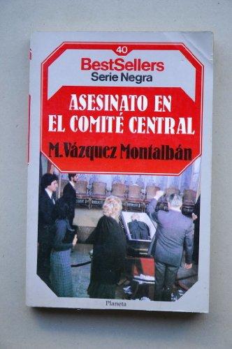 9788432086519: Asesinato en el comite central