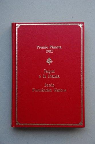 Jaque a la dama: Jesus Fernandez Santos