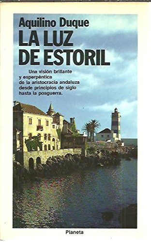9788432088841: La luz de Estoril (Coleccion Fabula) (Spanish Edition)