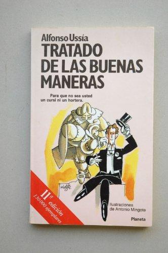 9788432089077: Tratado de Las Buenas Maneras (Colección Fábula) (Spanish Edition)