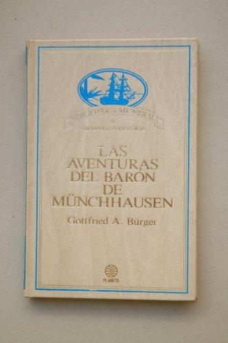 9788432091070: Aventuras del baron del münchchausen, las
