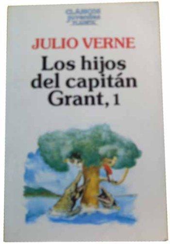 9788432091414: Hijos del capitan grant, los. (tomo 1)