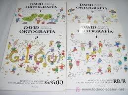 9788432099243: David juega y aprende ortografia 4