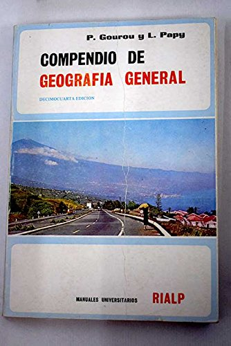 9788432102493: Compendio de la geografia general